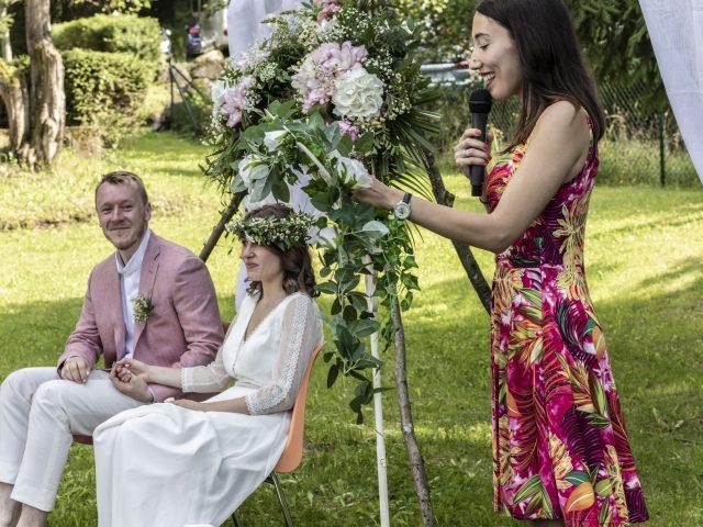 10) Journée de mariage